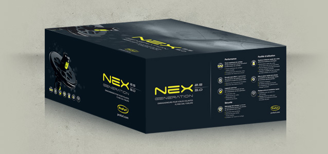 Packaging Nex Generation de Profurl